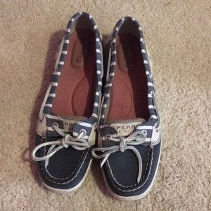 Sperry's boat shoes!